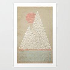 Nothing More Art Print