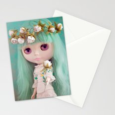 Enchanted Petal Stationery Cards