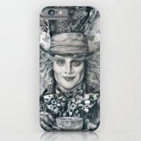 Mad Hatter - Johnny Depp… iPhone 6 Slim Case