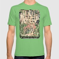 Melt with You Mens Fitted Tee Grass SMALL