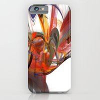 iPhone & iPod Case featuring Beautiful Chaos by Christy Leigh