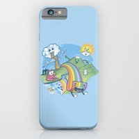 Rainbow Pasta iPhone 6 Slim Case
