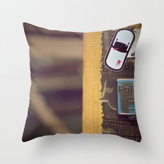This Is Not An Emergency Throw Pillow
