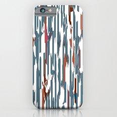 Autumn Lines Slim Case iPhone 6s