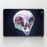 Pastel Skull iPad Case