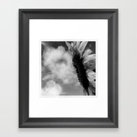 FLOWER 014 Framed Art Print