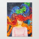 rosalba Canvas Print