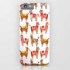 Alpacas Slim Case iPhone 6s