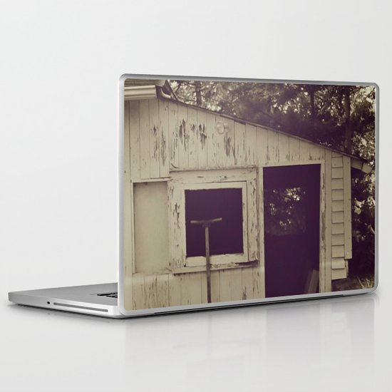 Cottage Laptop & iPad Skin