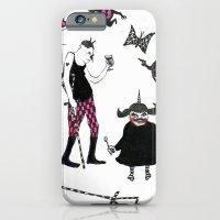 Bequillard et Cie iPhone 6 Slim Case