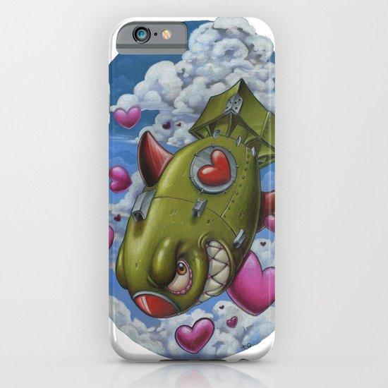 Love Bomb iPhone & iPod Case