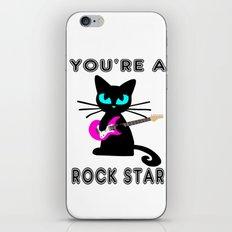 You're a Rockstar! iPhone & iPod Skin