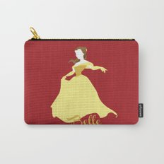 Belle from Beauty and the Beast Disney Carry-All Pouch