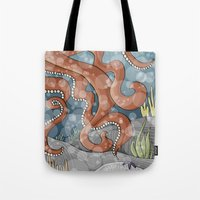 The Ocean Floor Tote Bag