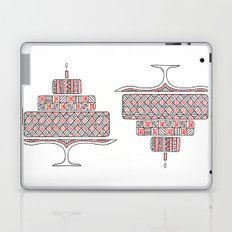 Patterned Cake Laptop & iPad Skin