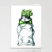 Tube Stationery Cards