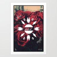 De La Sol. Art Print