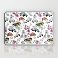 South Central Pattern Laptop & iPad Skin