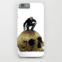 Leroy And The Giant's Giant Skull iPhone 6 Slim Case