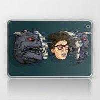 Terror Dog Laptop & iPad Skin