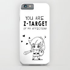Z-Target of My Affection iPhone 6 Slim Case