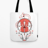 A Legend of Blood Tote Bag