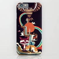 iPhone & iPod Case featuring precious overkill by Yetiland