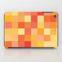 Rando Color 2 iPad Case