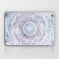 DEEP PURPLE MANDALA Laptop & iPad Skin