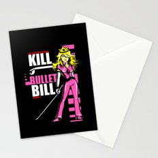 Kill Bullet Bill (Black/Magenta Variant) Stationery Cards