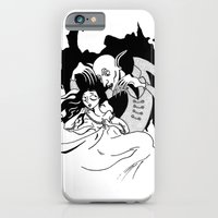 iPhone & iPod Case featuring Nosferatu the Vampire by AnaMF
