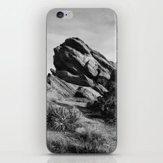 Vasquez Rocks iPhone & iPod Skin