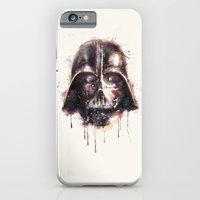 darth vader iPhone & iPod Cases featuring Darth Vader by beart24