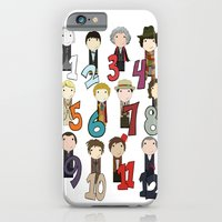 Count With the Doctors iPhone 6 Slim Case