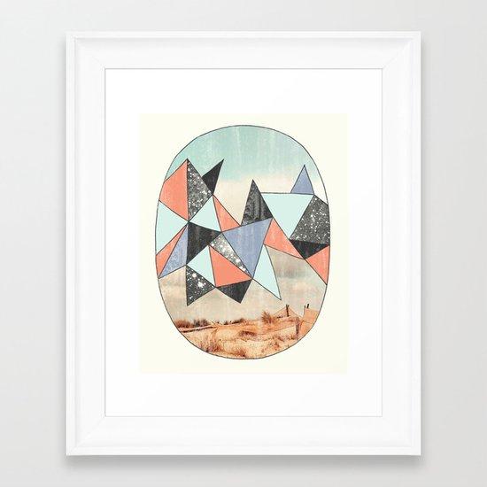 Dry Spell Framed Art Print