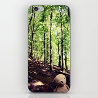 If You Go Down To The Wo… iPhone & iPod Skin