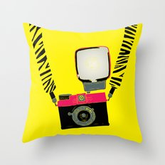 Diana Mini Throw Pillow