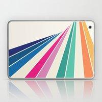Fan of Color Laptop & iPad Skin