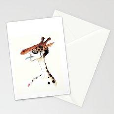 The Masquerade:  The Giraffe Stationery Cards