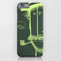 iPhone & iPod Case featuring Corn Billy by Mini Finger