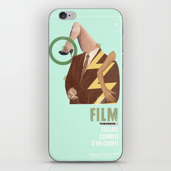 Charles Brown the story continued iPhone & iPod Skin