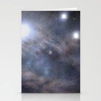 Nebula Stationery Cards