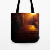 Night Crest 5 Tote Bag