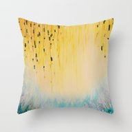 MYSTIC GARDEN Lovely Fai… Throw Pillow