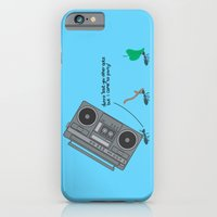iPhone & iPod Case featuring dunno 'bout you other ants, but I came to party! by Christopher