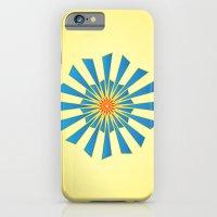 Spring Blue iPhone 6 Slim Case
