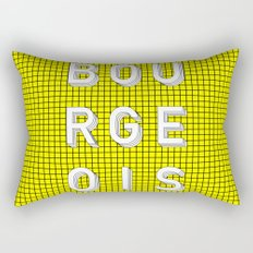Bourgeois Rectangular Pillow