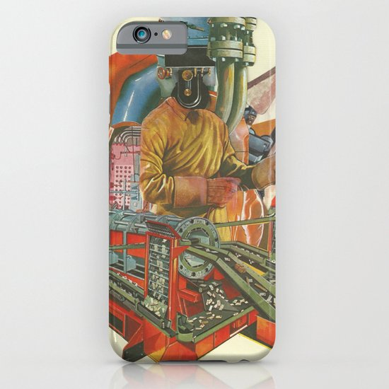 We penetrated deeper and deeper into the heart of darkness iPhone & iPod Case