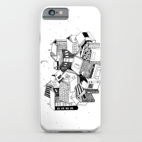 Book Town iPhone & iPod Case