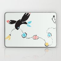 BEAUTY IS SOUGHT EVEN IF IT'S INAPPLICABLE TO ONE Laptop & iPad Skin